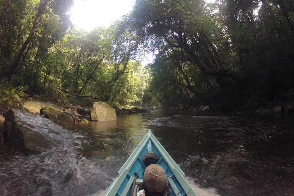 Bukit Batikap Recce 2012 - Joloi River